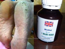 Биогель ремувер для быстрого маникюра педикюра от натоптышей кутикул 60мл