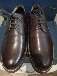 Мужские ботинки ARMANI. Оригинал. размер 43/42.