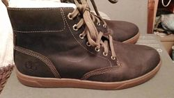 Ботинки мужские Timberland утепленные. Оригинал.