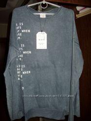 Продам футболку фирмы ZARA на девочку рост 158-164 см