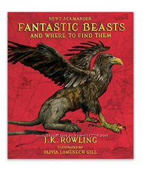 Фантастические твари Гарри Поттер Fantastic Beasts and Where to Find Them