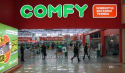 Сертификаты Comfy от 50-10000грн