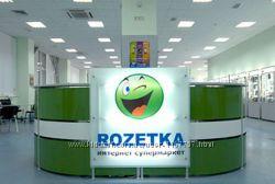 Сертификаты Интернет -магазин ROZETKA от 50-2000грн