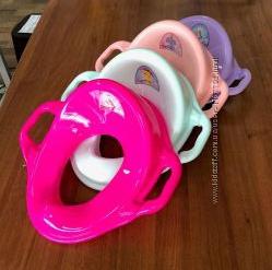 Новая Сидушка, накладка для унитаза детская, сиденье на унитаз