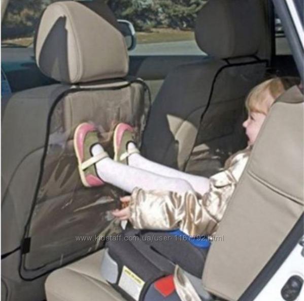 Защита на автокресло от детских ног