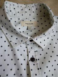 мужские рубашки размер  М- L