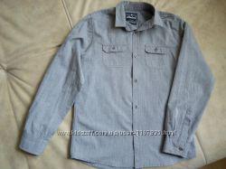 школьные рубашки мальчикам на 8-13 лет рост 128-152см