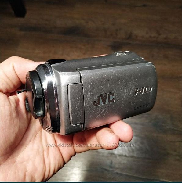 Видеокамера - Купить видеокамеру цифровую JVC Everio GZ-HM300S