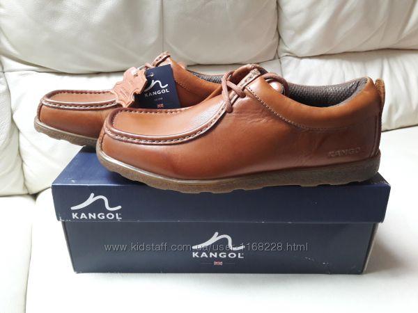 Повседневная обувь Kangol Harrow Великобритания 40-41р.