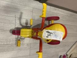 Трехколёсный велосипед Зубрёнок