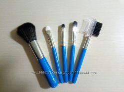 Набор кистей для макияжа 5 шт.