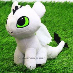 Мягкая игрушка Как приручить дракона. Дракоша Дневное сияние Стефани 00688-3