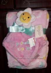 Шикарный плед с игрушкой   Baby gear оригинал