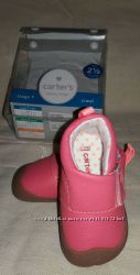 Ботинки туфли Carters  кожаные Оригинал
