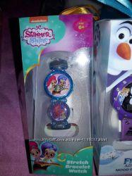 Крутые наручные часы disney my little pony transformers Frozen Оригинал