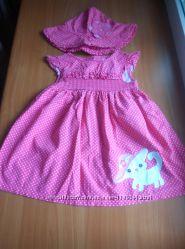 Платье Gymboree 18-24м