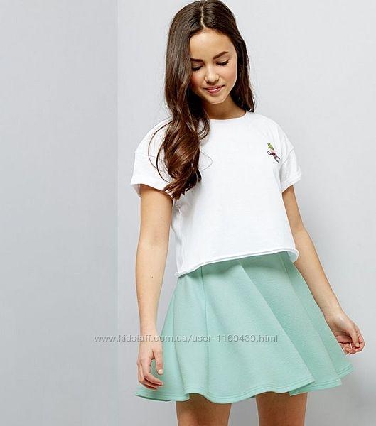 Юбка New Look 915 Generation для девочки 10-11 лет рост 140-146 см