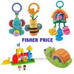 Розпродаж іграшок FISHER PRICE для найменших