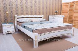 Мебель кровати, Кровать Милана Люкс С Фрезеровкой