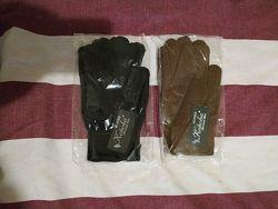Перчатки женские теплые