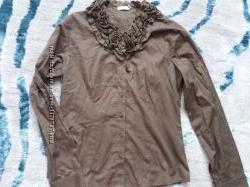 Женские рубашки М