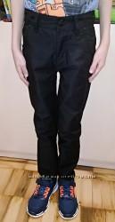 Школьные брюки Merkaito на худого мальчика 140см