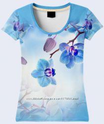 Стильные 3D футболки и др одежда