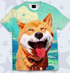Новинки 3d футболок