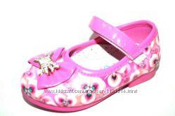 Туфли для девочки р. 23, 24, по стельки 14см, 14. 5 см