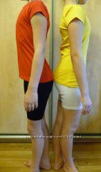футболки для танцев, гимнастики , спорта, школы, садика отличного качества