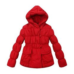 Новая куртка красная с капюшоном Richie House на девочку 10 12 лет 380 грн
