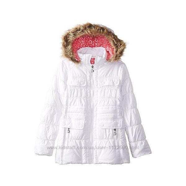 Новые куртки Gymboree GAP Childrens place 8 10 12 14 лет белая сиреневая