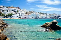Бархатный сезон в Греции 12 дней по супер цене, питание завтрак ужин