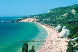 Ранее бронирование пляжного отдыха в Болгарии  с авиаперелетом-сезон 2018.