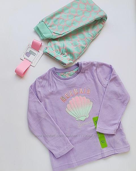 Пижамы флис девочке Примарк