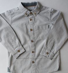 Рубашка с дл. рукавом для мальчика  Rebel Primark