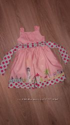 Красивое платье Early Days 9-12 мес.