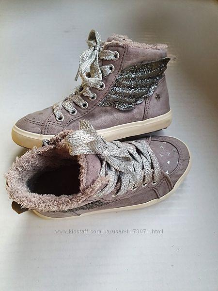 Ботинки сникерсы Next р. 28 стелька 17 см.