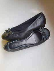 Туфли кожа Footglove р. 37 стелька 23, 7 см.