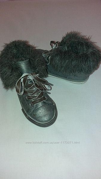 Ботинки Next р. 28 стелька 18 см.