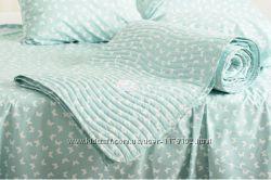 Набор Батерфляй одеяло и постельное белье