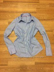 Нежная рубашка в полоску