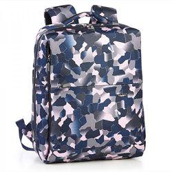 Рюкзак для старшеклассника для ноутбука Dolly строгий городской распродажа
