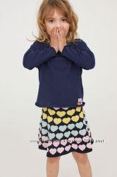 Модный джемпер H&M девочкам  8-10лет