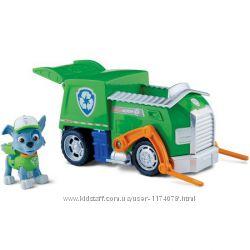 Щенячий патрульPaw Patrol Рокки на мусоровозе