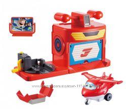 Джетт и взлетная полоса Супер Крылья &8213 Super Wings