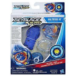 Beyblade бейблейд Valtryek V2 оригинал Hasbro светящийся