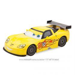 Тачки 3 Cars 3 оригинал от Disney. Jeff Gorvette Джеф Корвет