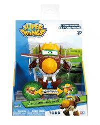 Игрушка-трансформер спасательТодд Супер Крылья Super Wings