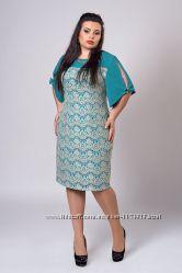 61e1c49410d Платье женское батал Платья женские больших размеров
